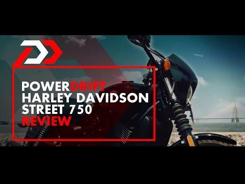 Harley Davidson Street 750 Test Ride Review