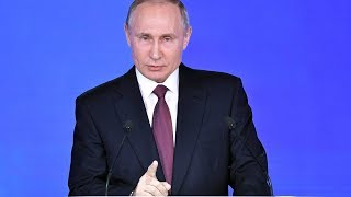 Зачем Путин много говорил о наращивании военной мощи   ИТОГИ ДНЯ   01.03.18