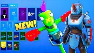 The LAST Season 7 UNRELEASED SKINS..! Fortnite Battle Royale