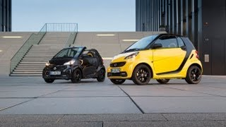 Smart Fortwo Edition Cityflame 2013 Videos