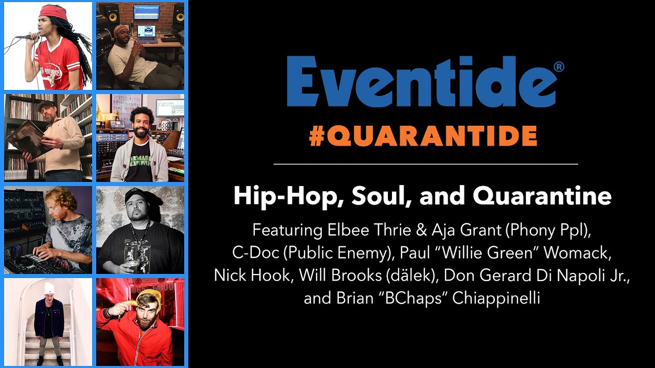 Hip-Hop, Soul, and Quarantine
