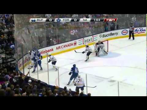 Buffalo Sabres at Toronto Maple Leafs - Game in Six - 10/28/2014