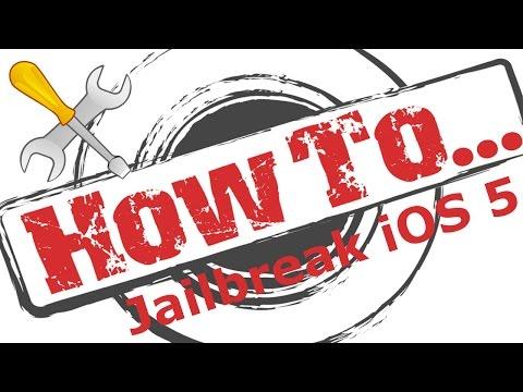 How to Jailbreak iOS 5-iOS 5.1.1 (ft. Redsn0w)(DFU
