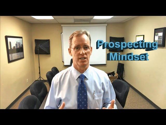 Prospecting Mindset