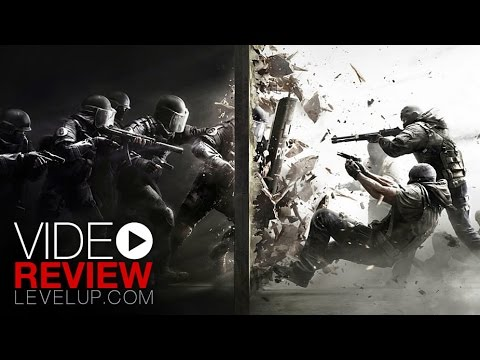VIDEO RESEÑA: Rainbow Six Siege