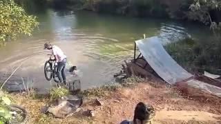 BMX - Lake Jump - Patos de Minas