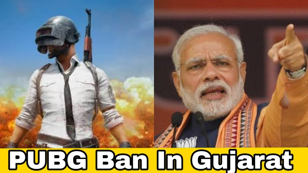 Pubg Banned In Gujarat Reacttechnical Guruji Technical Dost Techno Ruhez Trakin Tech
