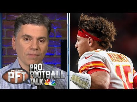 What's next for Kansas City Chiefs after Patrick Mahomes' injury? | Pro Football Talk | NBC Sports