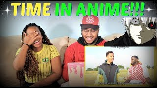 "RDCworld1 ""How Time Be Moving in Anime"" REACTION!!"