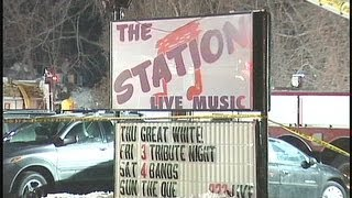 West Warick RI Station Nightclub fire flashback