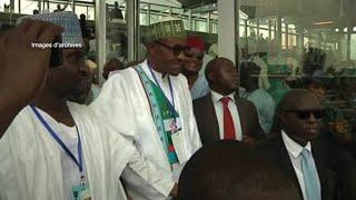 Nigéria, RETOUR DU PRÉSIDENT MUHAMMADU BUHARI