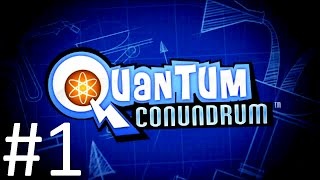 Quantum Conundrum | Let's Play | part 1 (No Commentary)