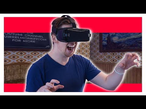 Forty Minutes Of WWWW Episodes In VR (360 Video, 4K)