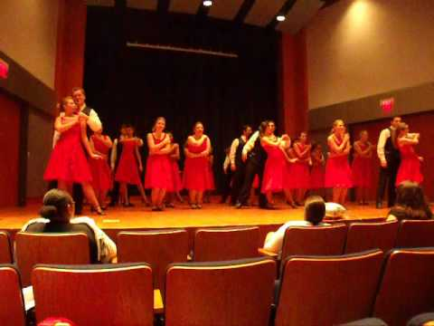 Hey Soul Sister - Showcase - South Fork High School - State 2012