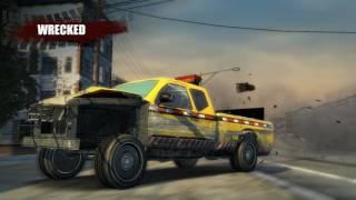 Burnout Paradise PC Car Crash Compilation SPECIAL: Traffic car crashes!
