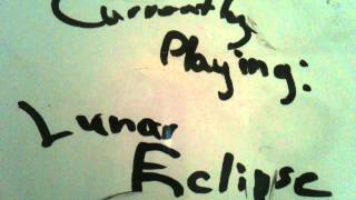 Gambar cover Piano song: Lunar Eclipse