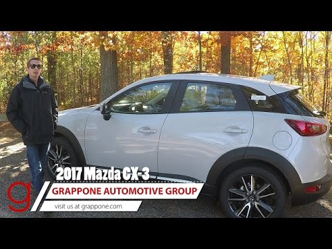 2017 Mazda CX-3 Grand Touring | Road Test & Review