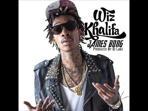 Wiz Khalifa - James Bong (Instrumental) (Produced by ID Labs)