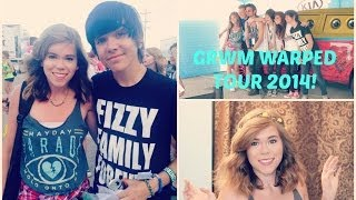 Get Ready With Me: Warped Tour 2014 | Makeupkatie95 Thumbnail