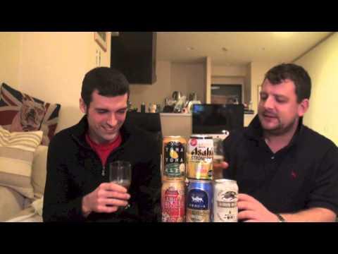 Japanese Beer Review: Drunk in Japan