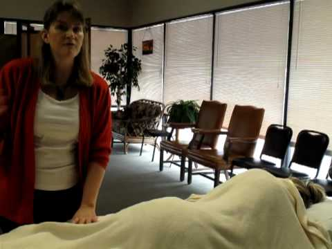 Pregnancy Massage: Side-lying Positioning, Bolstering, And Draping