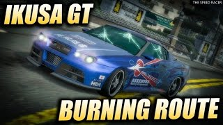 Burnout Paradise - Ikusa GT - Burning Route