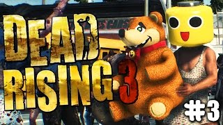 Dead Rising 3 Funny Moments #3 (NUKE, Survivors and Psychopaths) Thumbnail