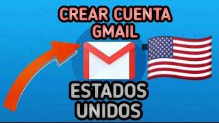🔥 Como Crear Una Cuenta Gmail De Estados Unidos 2020/ Crear Correo Gmail De Estados Unidos/ Gmail Eu