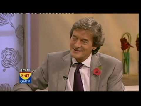 Nigel Havers (GMTV, 01.11.07)