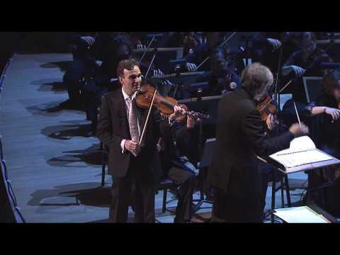 Mozart - guest artist Gil Shaham