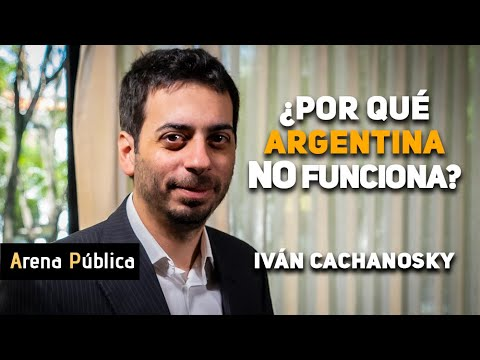 Argentina Se Está Empobreciendo | Entrevista Con Iván Cachanosky
