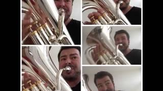 Tormod Flaten - Clarinet Polka - Euphonium
