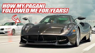 THE INSANE HISTORY Of My Pagani Huayra! The Hypercar That Followed Me For YEARS...