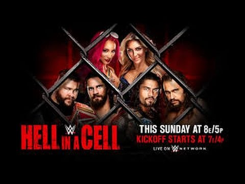 WWE Hell in a Cell 2016 Full Show