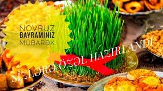 Novruz Bayramı  - 2020 - ( NOVRUZ TEBRİKLERİ )