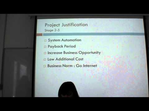 Project Management CW1 Presentation