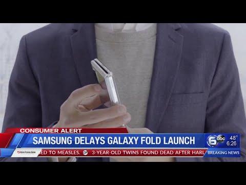 Benny - Weird News: Samsung delaying release of Galaxy Fold, Due to Broken Screens!