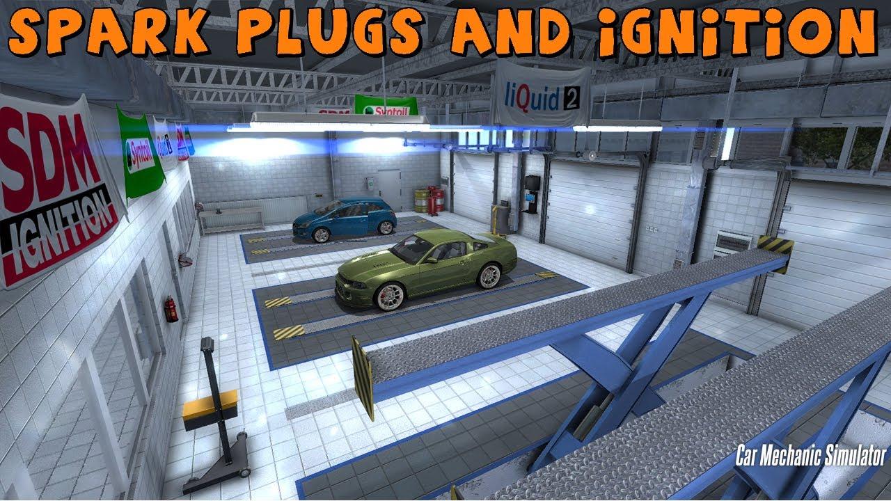 Car Mechanic Simulator 2015 Free Download  Ocean Of Games