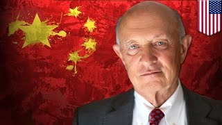 Ex-CIA head James Woolsey doesn't represent Trump on China policy, he represents private interests -