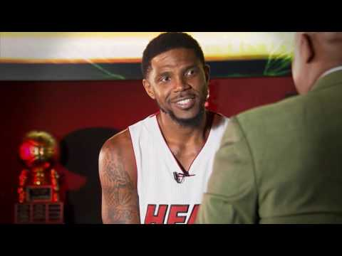 Hot Seconds with Jax: Miami Heat's Udonis Haslem