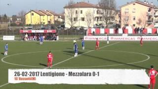 Lentigione-Mezzolara 0-1 Serie D Girone D