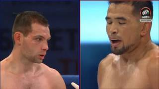Дастан Шершеев KRG - Антон Калинин RUS || Dastan Sharsheev vs. Anton Kalinin Rematch TNA