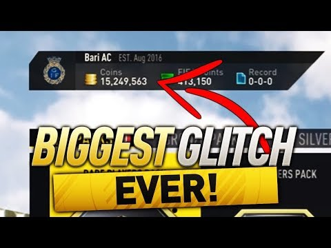 FIFA 17 MONEY GLITCH !!!!! FREE PLAYERS