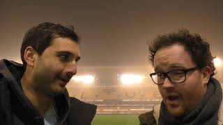 Wolves 2 Derby 0 - Tim Spiers and Nathan Judah analysis