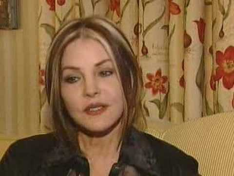 Priscilla Presley Interview about Sam Phillips - YouTube