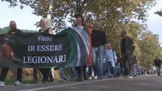 La familia Mussolini y Predappio quieren reabrir la tumba del Duce