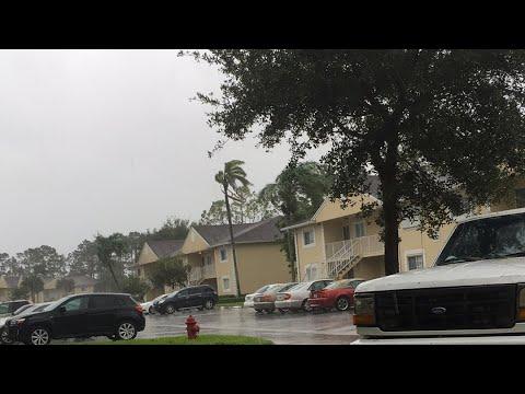Royal Palm Beach Florida. Hurricane Irma