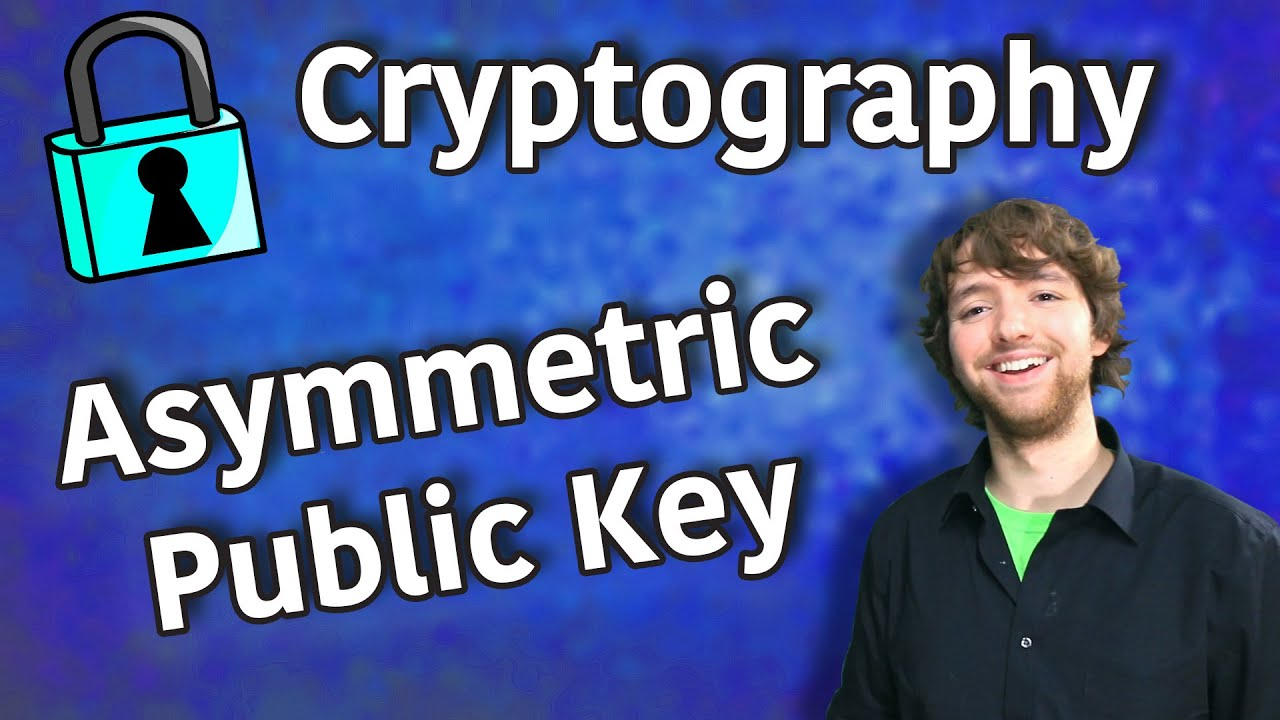 Intro to Asymmetric Public Key Cryptography | RSA Encryption