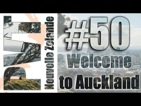 Nouvelle-Zélande - Ep.50 : Auckland (Mt Eden, Queen Street, Port)