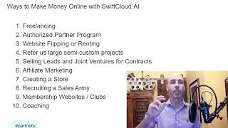Earn money from home with swiftcloud ...